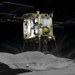 Hayabusa Asteroid Landing